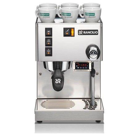 Rancilio Silvia Pro w/Auber PID Coffee & Steam Control w/Pre-Infusion (4266)