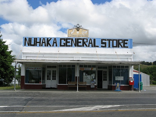 Nuhaka - about 33kms out of wairoa.. East coast.  We used to stop here on the way to Gisborne to get watermelon, corn and kamokamo that were outside in bins. Payment was left in an icecream container left in the bin.. Gotta love honesty bins :) they did have little piglets running around the place.. felt like uplifting one a few times.. not so honest