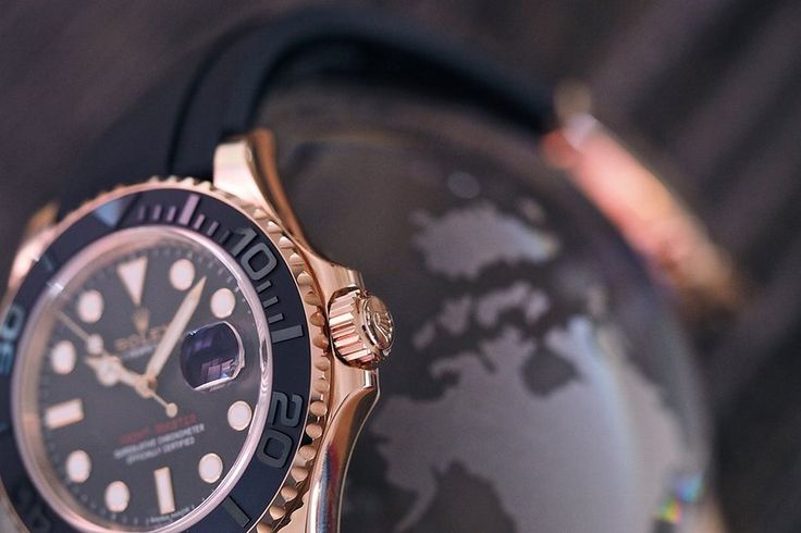A Week On The Wrist: The Rolex Yachtmaster 40mm With New Oysterflex Bracelet