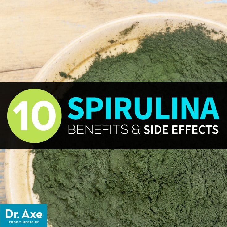 10 spirulina benefits and side effects http://www.draxe.com #health #holistic #natural