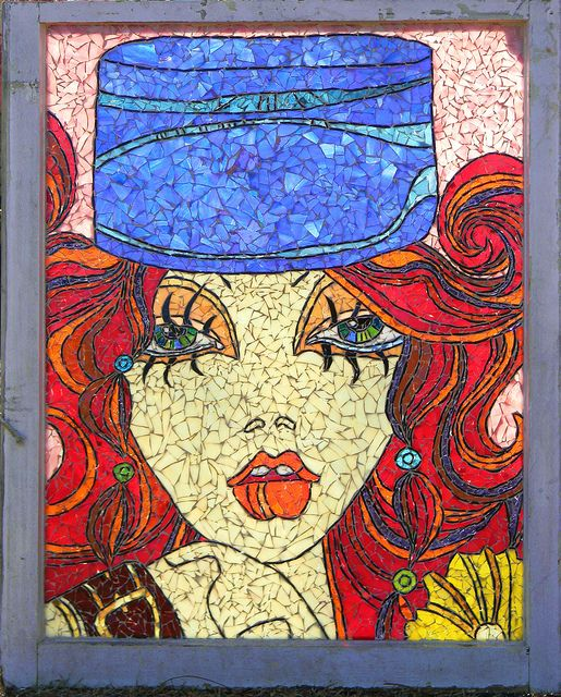 Modern Glass Mosaic Wall Art Picture Collection - All About Wallart ...