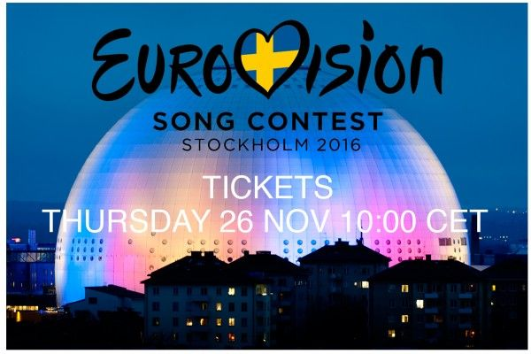 Eurovision 2016 tickets: Your guide to Thursday's sale