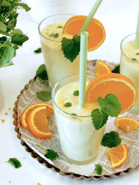 Appelsiinismoothie