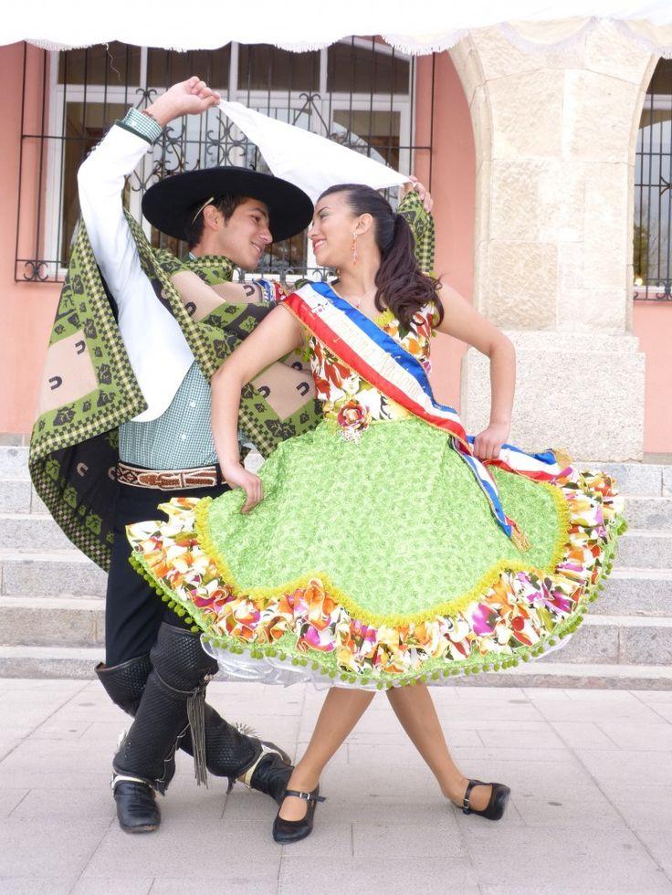 Maicol y FernandaBelen, Campeones Nacionales de Cueca Juvenil de Punta Arenas, 2013