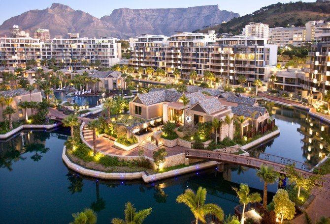 One & Only Cape Town Spa. S.A.