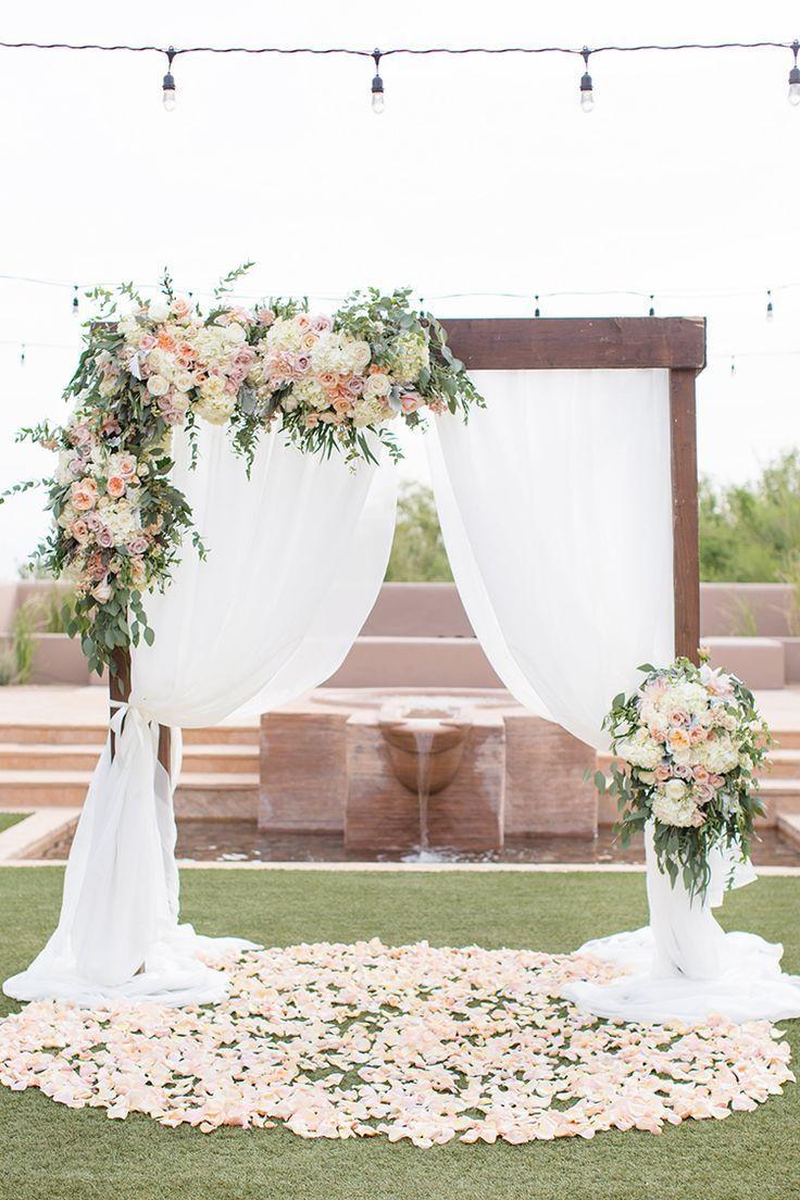 29 Floral Wedding Theme Ideas For 2020 Flower Wall Wedding