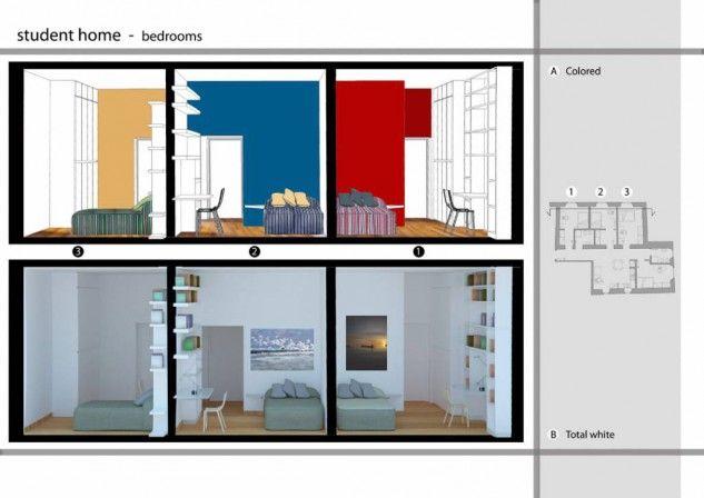 20 idee per arredare un appartamento per studenti spendendo poco (fotogallery) — idealista/news