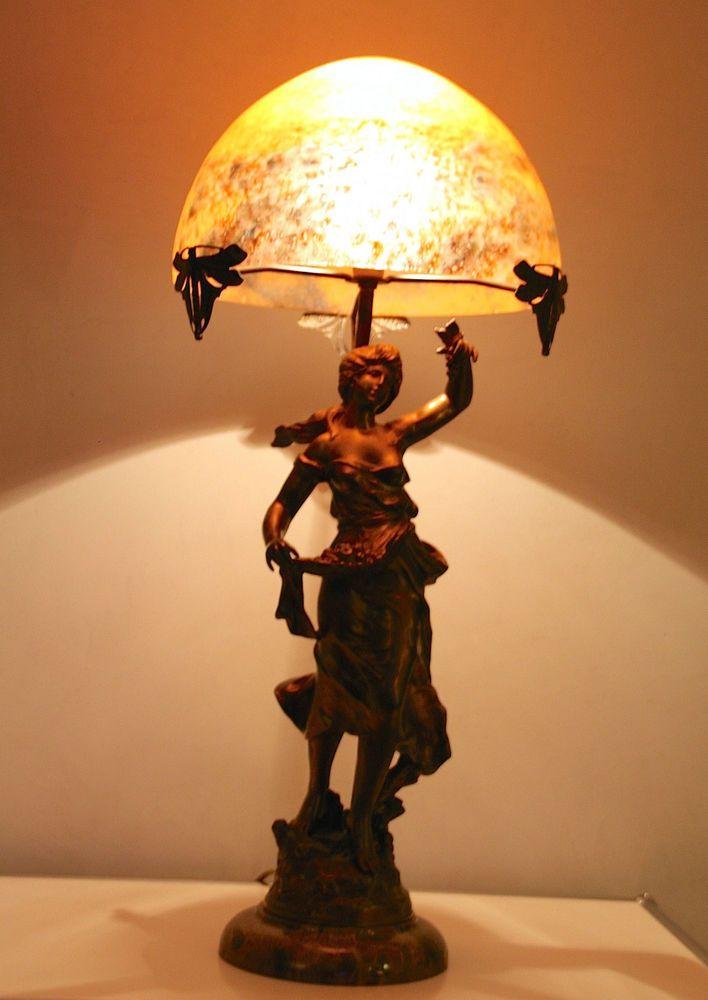ber ideen zu jugendstil lampen auf pinterest. Black Bedroom Furniture Sets. Home Design Ideas