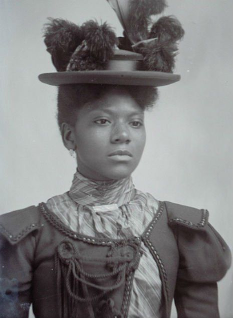 Young, Black and Victorian: Wonderful photographs of Victorian women of color | Dangerous Minds