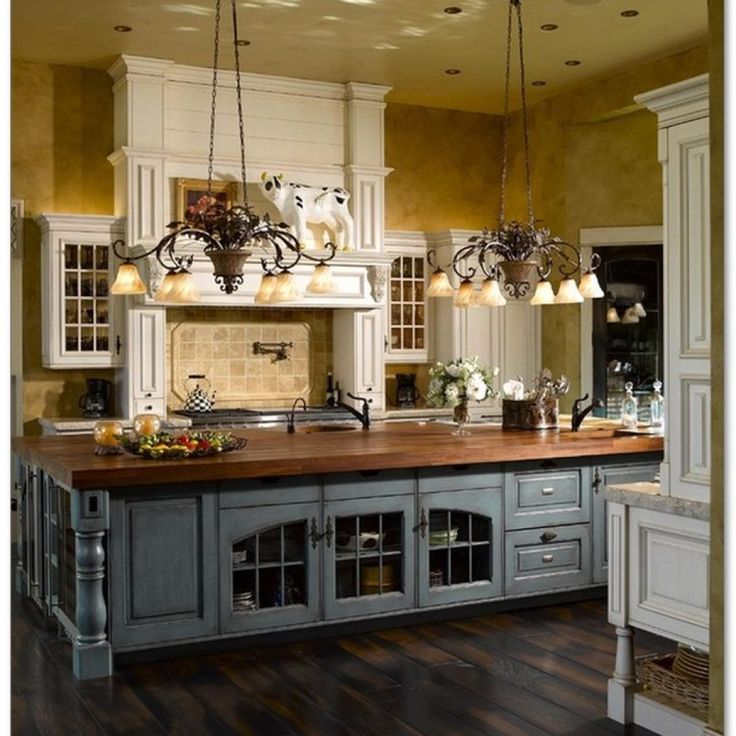 French Country Kitchen Cabinets: 62 Best French Country Kitchens Images On Pinterest
