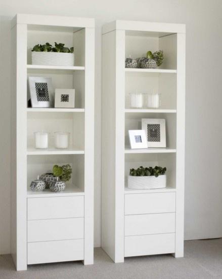 Mooie witte kasten   For the home   Pinterest