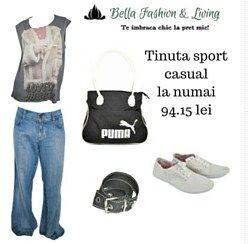 Oferta Haine noi si second hand online- Bella Fashion & Living Te imbraci cu stil, de 3 ori mai ieftin. Cel mai ieftin magazin online de haine, incaltaminte si accesorii, noi si second hand. BELLAFASHIONLIVING.RO Similare