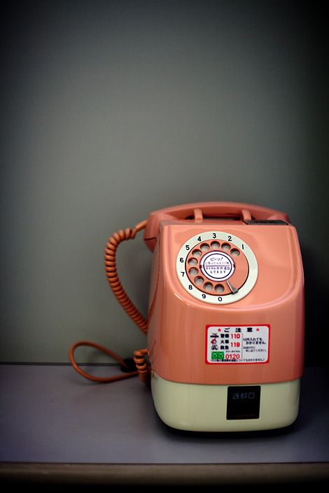 Japanese telephone