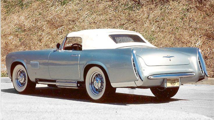 1955 Chrysler Falcon concept