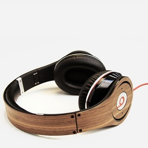 Lazerwood  Wood iPhone and Headphone Covers