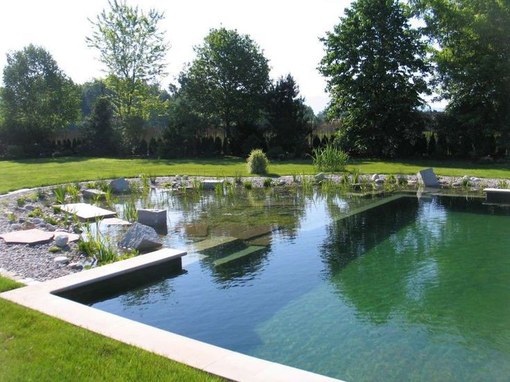 29 best Piscines images on Pinterest Natural pools, Pools and