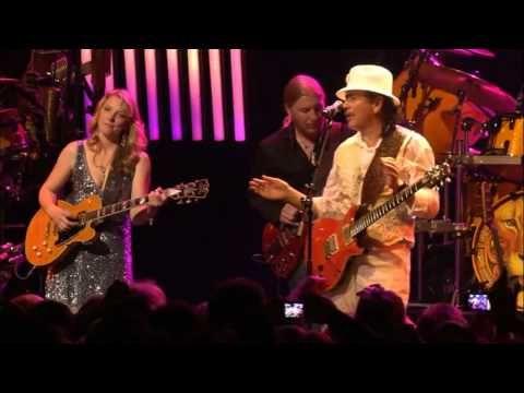 Santana Live at Montreux