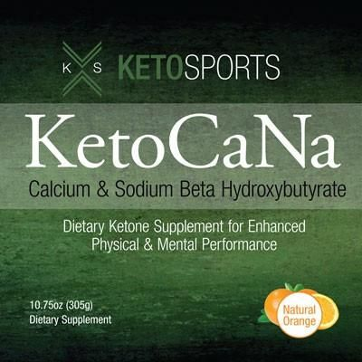 KetoCaNa is an Exogenous ketone supplement used to help induce and maintain a state of nutritional ketosis. Helps get above your baseline level and stay there.