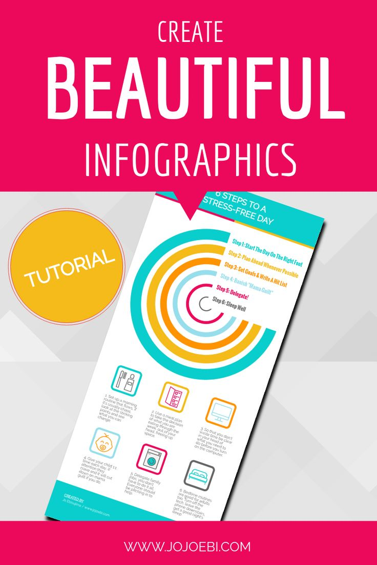 Create your own beautifully branded infographics for FREE using this fab software, click through for a full tutorial.