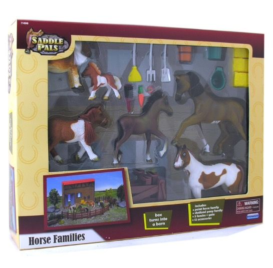 Wendy/Gee Gee Friends/Saddle Pals  - Horse Families set