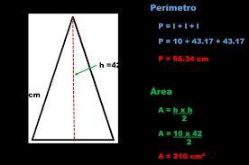 Resultado de imagen para hallar el perimetro y el area de un cuadrado cuyo mide 8 cm
