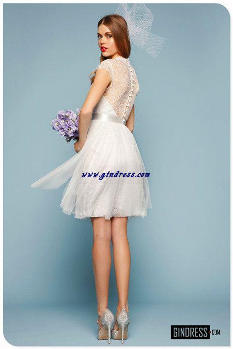 117 best princess wedding dresses images on Pinterest   Short ...