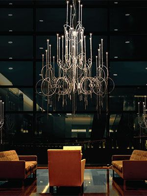 SP Light and Design - CALLIGRAFICO NITY 32 LED