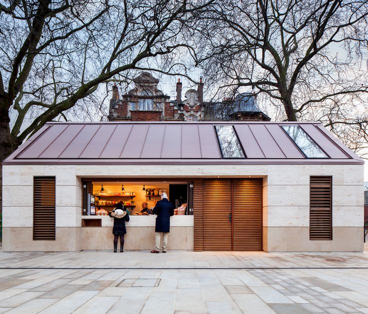 Book Green Pavilion / De Rosee Sa Architects
