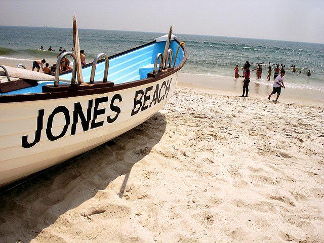Jones Beach, Long Island, NY ..........Check!