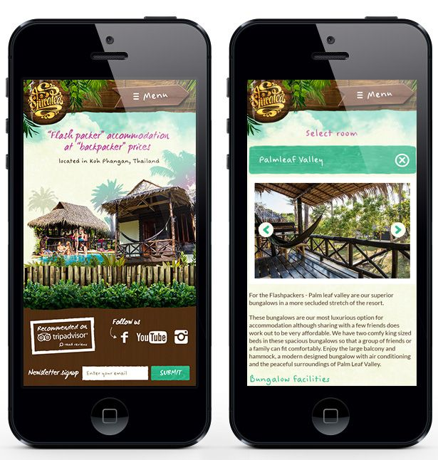 Shiralea a boutique resort, located on the stunning tropical island of Koh Pha Ngan, offers a unique 'flashpacking' experience in Thailand.  Inspired by the famous full moon parties of Koh Pha Ngan, Little Giant created a colourful and interactive website design. Implementing a new horizontal scroll and an interactive map, users are given a unique web experience. Little Giant utilised and developed a comprehensive content management system, allowing Shiralea to update a majority of the…