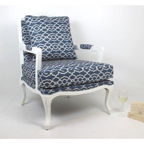 Calypso Armchair Blue