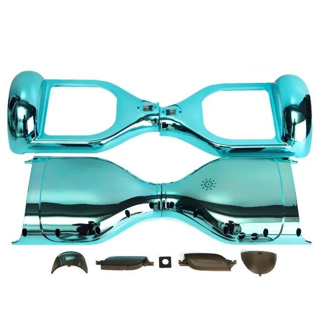 Find More Scooter Parts & Accessories Information about High quality Chrome Outer Shell Cover Case for 2 Wheel 6.5 Inch Smart Self Balancing Electric Scooter Hoverboard Replacement,High Quality hoverboard replacements,China outer shell Suppliers, Cheap hoverboard hoverboard from Maxfind online Store on Aliexpress.com