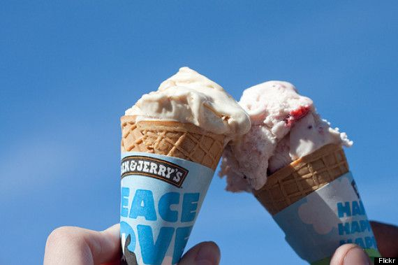 """9 reasons to love ben & jerry's that have nothing to do with ice cream"" article, huffingtonpost.com (well, maybe a little :)"