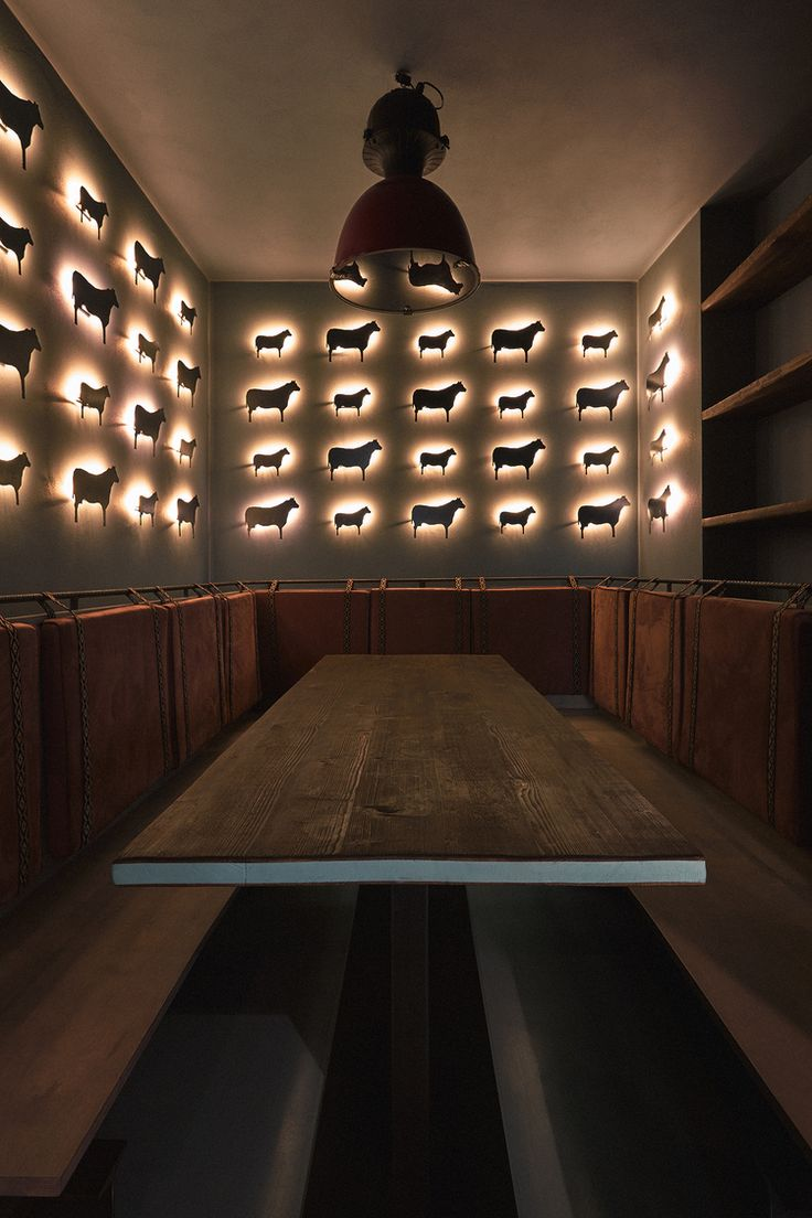 gran fiero by studio formafatal - Travertine Restaurant Ideas