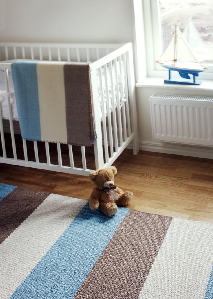 Kunststof karpet jongenskamer  www.van-zeben.nl