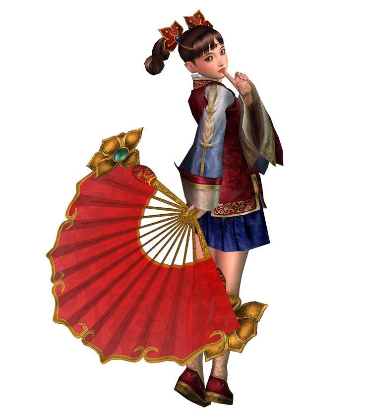 Da Qiao Dynasty Warriors 4
