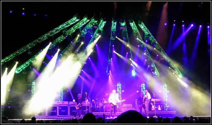 """Taken on 15th December 2013 at the O2 in London as part of the """"Bula Quo"""" Tour.  Status Quo"""
