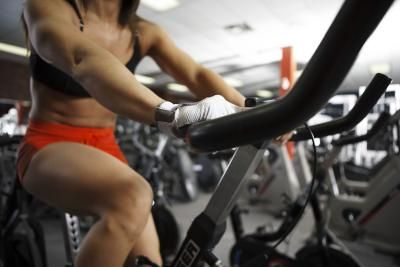 Exercising on a stationary bike is an effective way to improve your health and fitness. Riding a stationary bike is safer and more convenient than riding outdoors, and it's less stressful on your ...