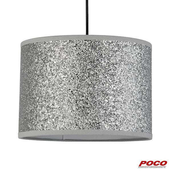 Pendelleuchte 1flg D 40 Cm Silberfarbig Online Bei Poco Kaufen In 2020 Helle Farbtone Pendelleuchte Glitter Schlafzimmer