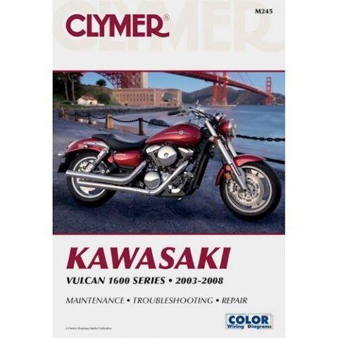 42 best motorcycle repair manuals images on pinterest repair clymer manual kawasaki vulcan 1600 2003 2008 fandeluxe Choice Image