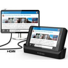 Base HDMI Blackberry Z10 Kidigi Cover-mate  Bs.F. 336,32