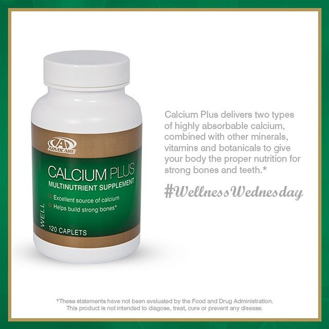 Calcium Plus is an incredibly effective way to ensure you receive enough calcium so your bones and teeth stay strong and healthy.*