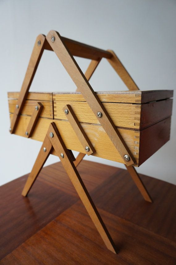82 best vintage sewing box - travailleuse images on pinterest