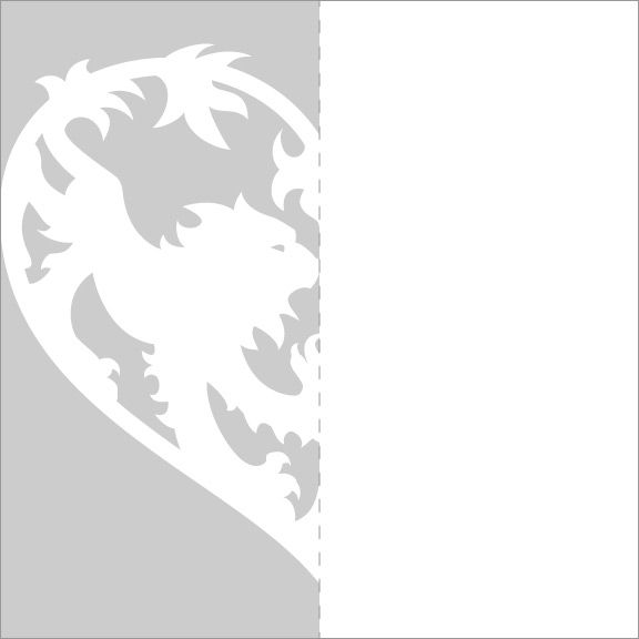 Free Valentines heart patterns inspired by Game of Thrones | Krystal Higgins