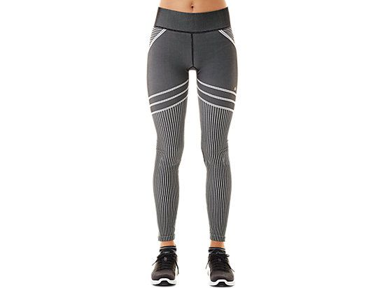 Dry, comfortable and statement-making. Crush your workout and carry on with your day in the innovative Seamless Legging that features zoned engineering and a max-comfort wide waistband.