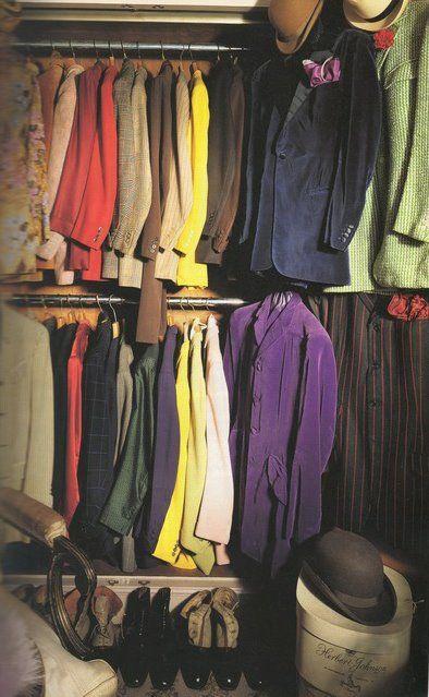 BUNNY ROGER'S closet