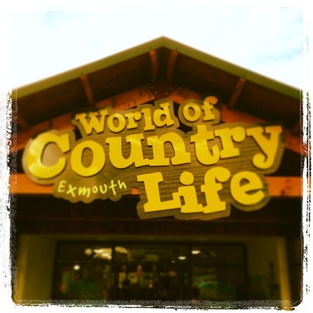 World Of Country Life in Exmouth, Devon