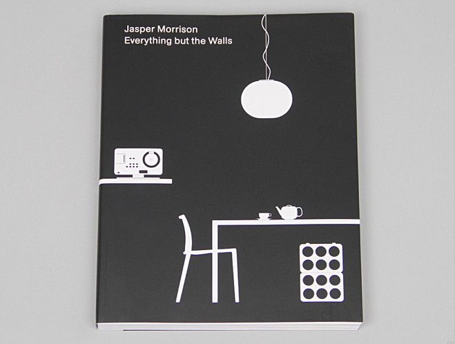 Jasper Morrison: Everything but the Walls by Lars Müller