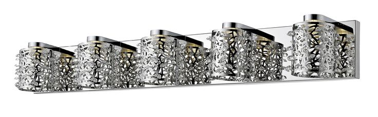 Fortuna 5-Light LED Vanity Light