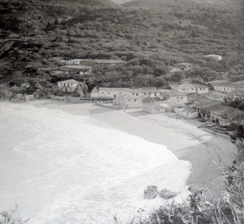 Δεκαετία του '50. Ο Άγιος Νικήτας.